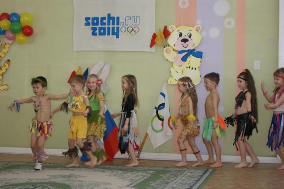 талисман летней олимпиады
