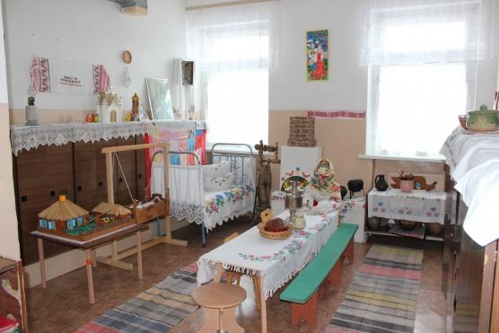 знакомство с природой родного края в детском саду