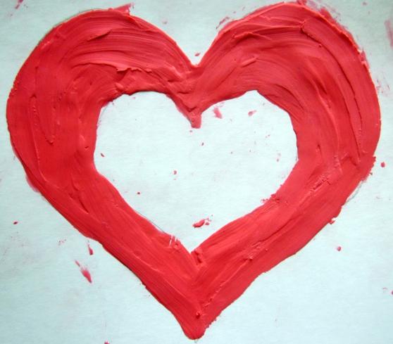 Как сделать своими руками сердце из пластилина 38