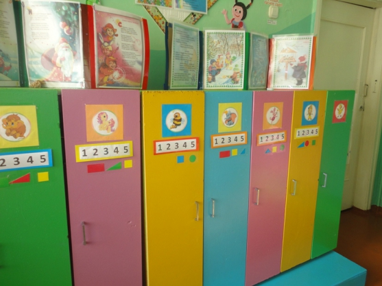 Оформление приемной комнаты для детского сада своими руками 972