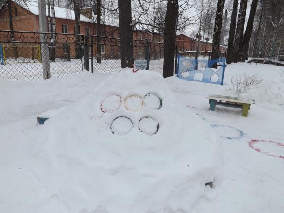знакомим детей раннего возраста с природой зимой
