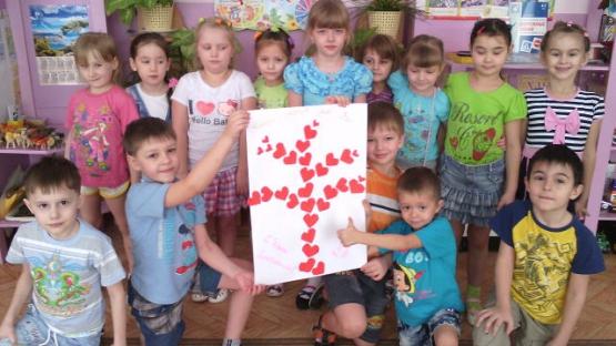 знакомство с традициями разных народов в детском саду