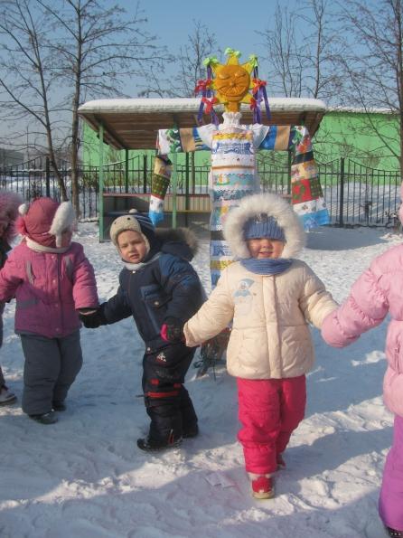 «Масленица». Сценарий праздника, проводимого на улице, для детей старшего дошкольного возраста