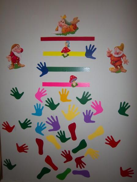 Тихий тренажер в детском саду своими руками