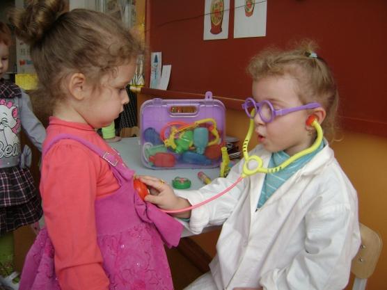 знакомство детей с профессиями консультация