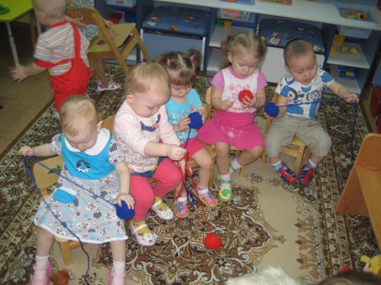 Игра по развитию речи во второй младшей группе своими руками