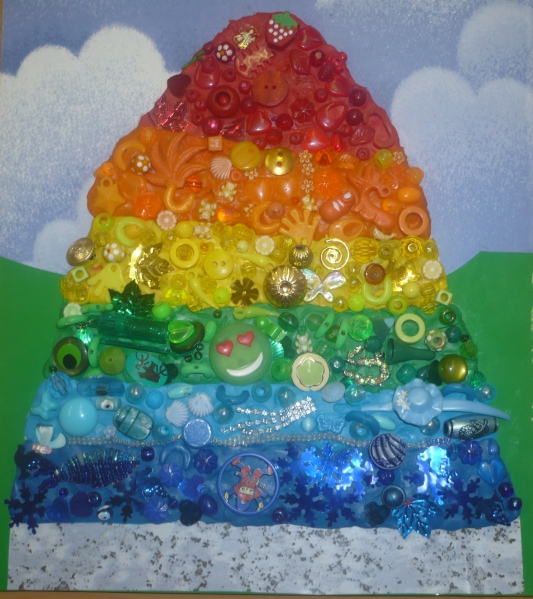 гора самоцветов по радуге картинки сравнению другими