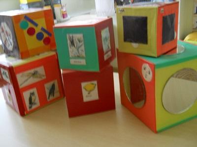 «Страна Кубикония» поможет развитию связной речи.