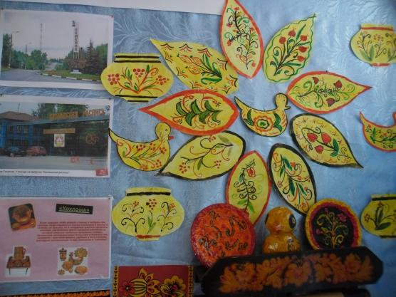 Народно прикладное искусство в детском саду своими руками