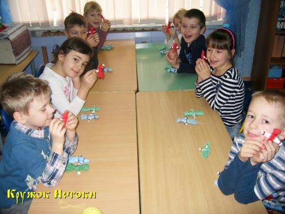В преддверии Прощеного Воскресенья краснодарские дети мастерят славянские обереги