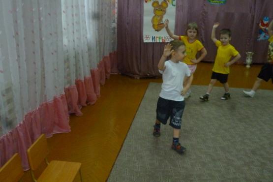 Сценарий малых олимпийских игр в детском саду
