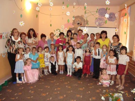 Семейный праздник «Моя семья — моя