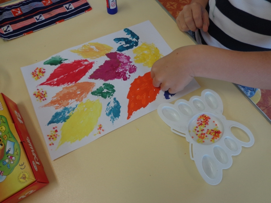 Что дети рисуют в детском саду в