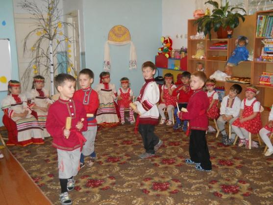 знакомство в детском саду в игровой форме