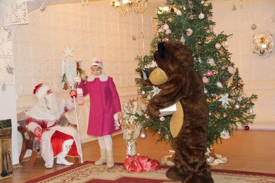 Сценарий новогоднего праздника для детей 3-4 лет в детском саду