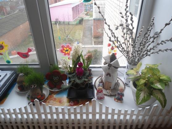 Саду ли в огороде огород на окне фото