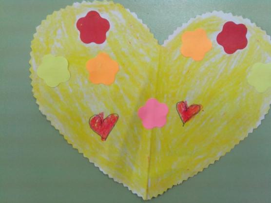 «Валентинка для мамы»