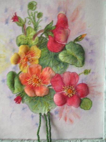 Рисуем на ткани в технике трапунто. Мастер-класс для воспитателей и педагогов дополнительного образования
