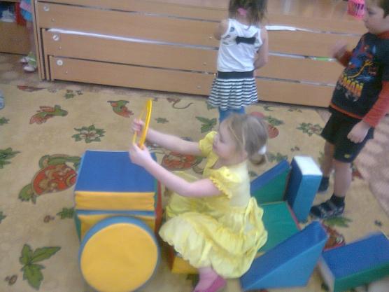 конструирования для детей