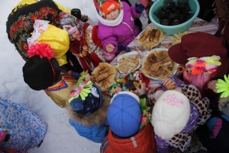 «Эх, Масленица». Фотоотчет о празднике в детском саду