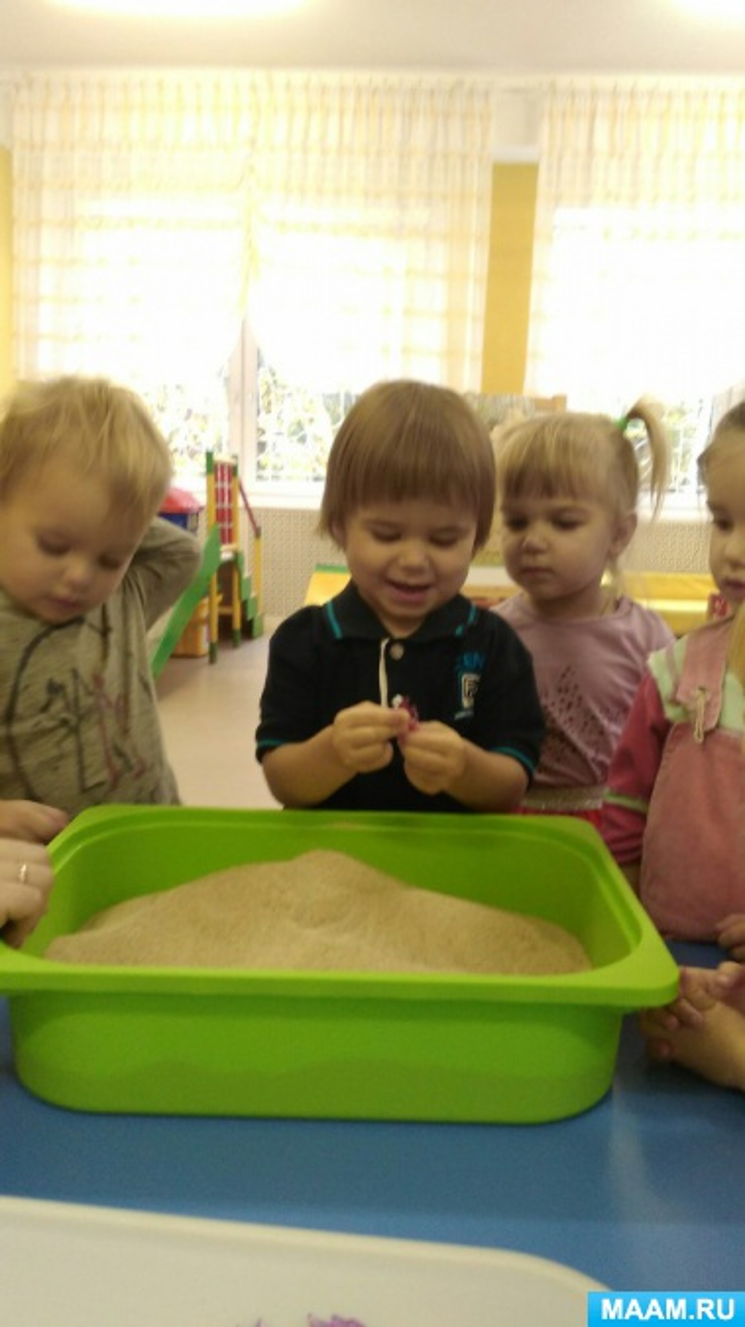 Совместная деятельность педагога-психолога с детьми раннего возраста