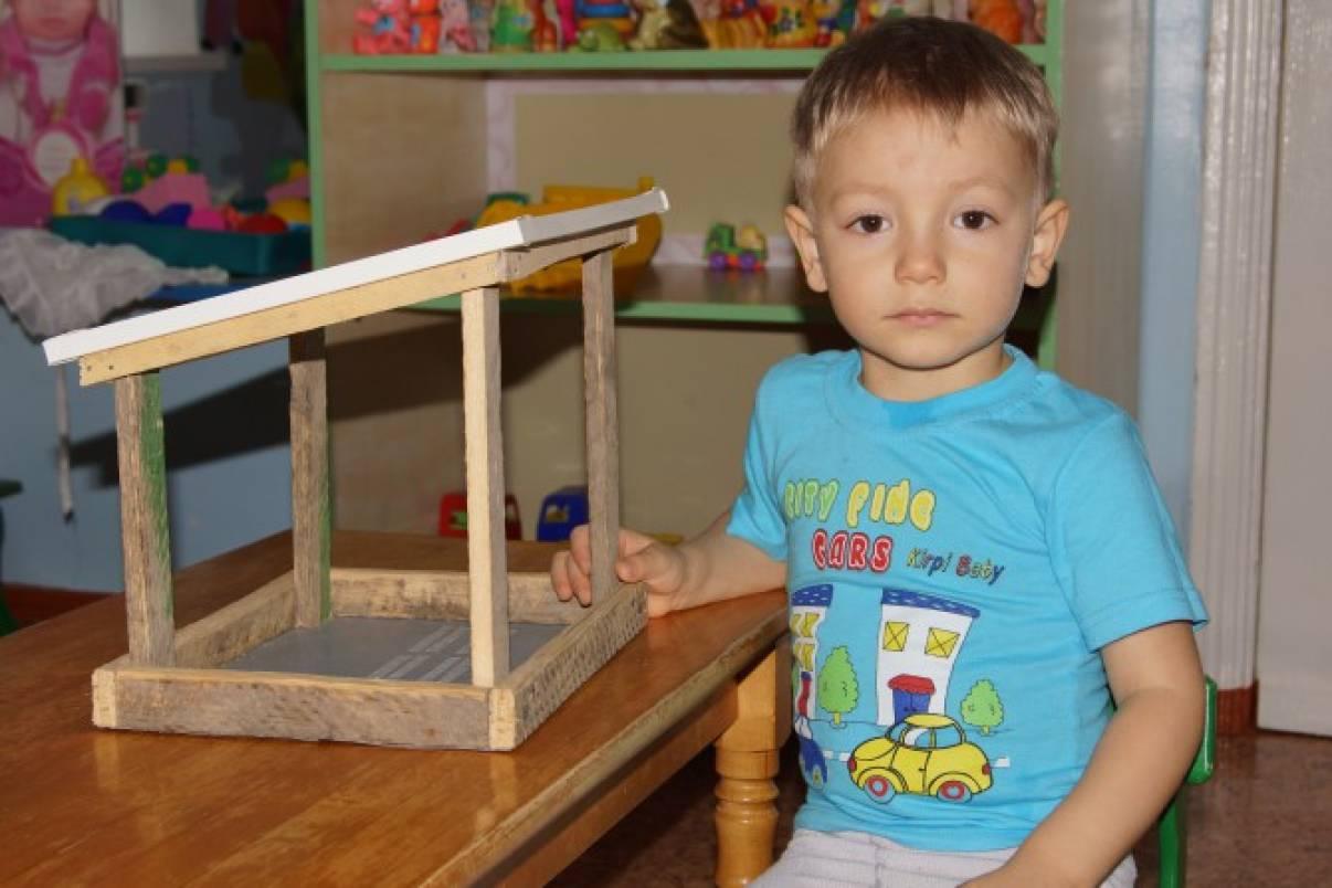 Информационный педагогический проект «Птичья столовая»