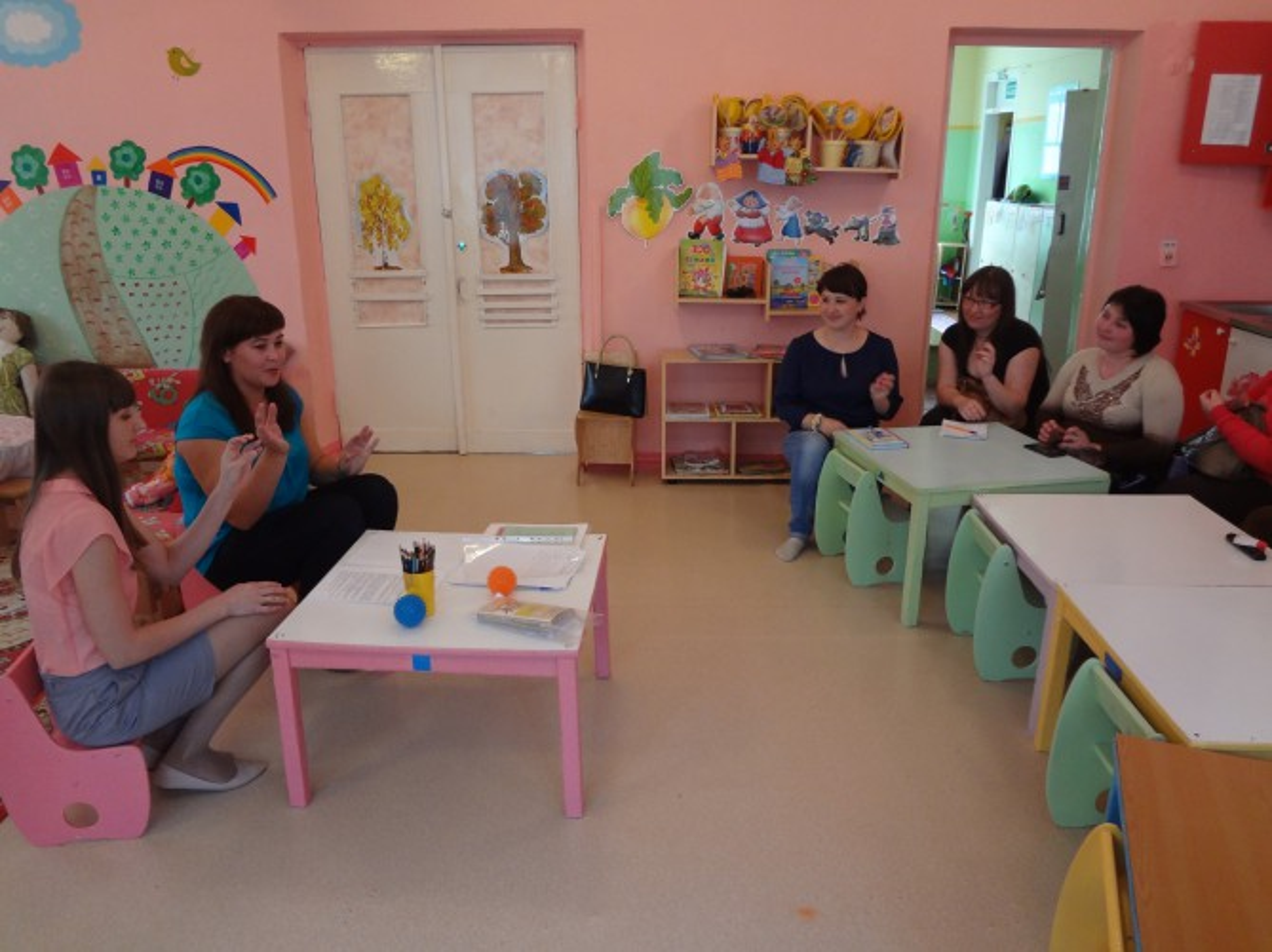Мастер-класс для родителей «Играем с пальчиками — развиваем речь»