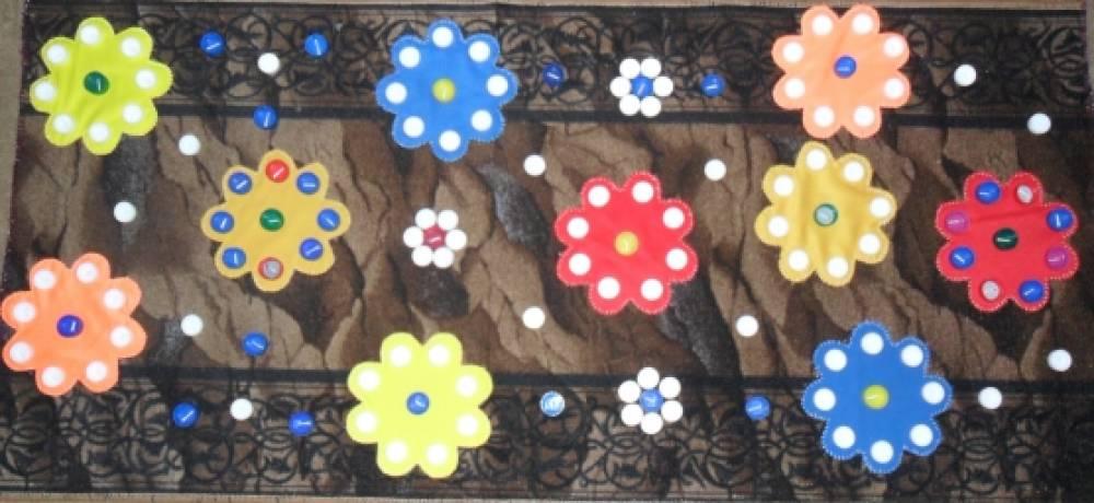 Массажные коврики своими руками в детский сад