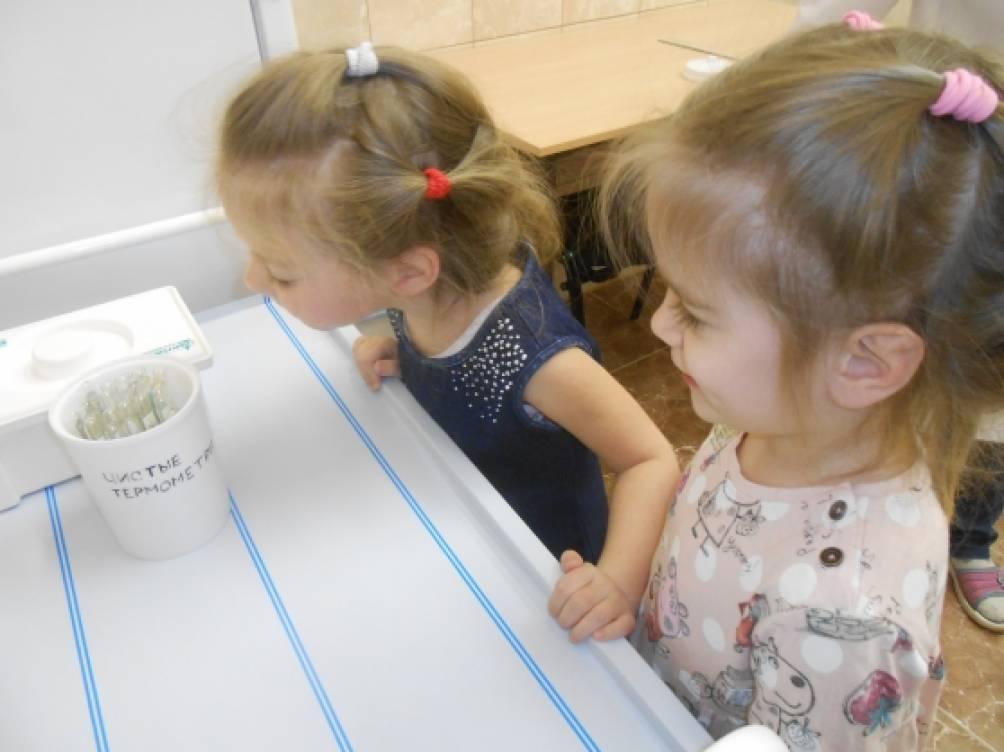 план знакомства детей с профессией