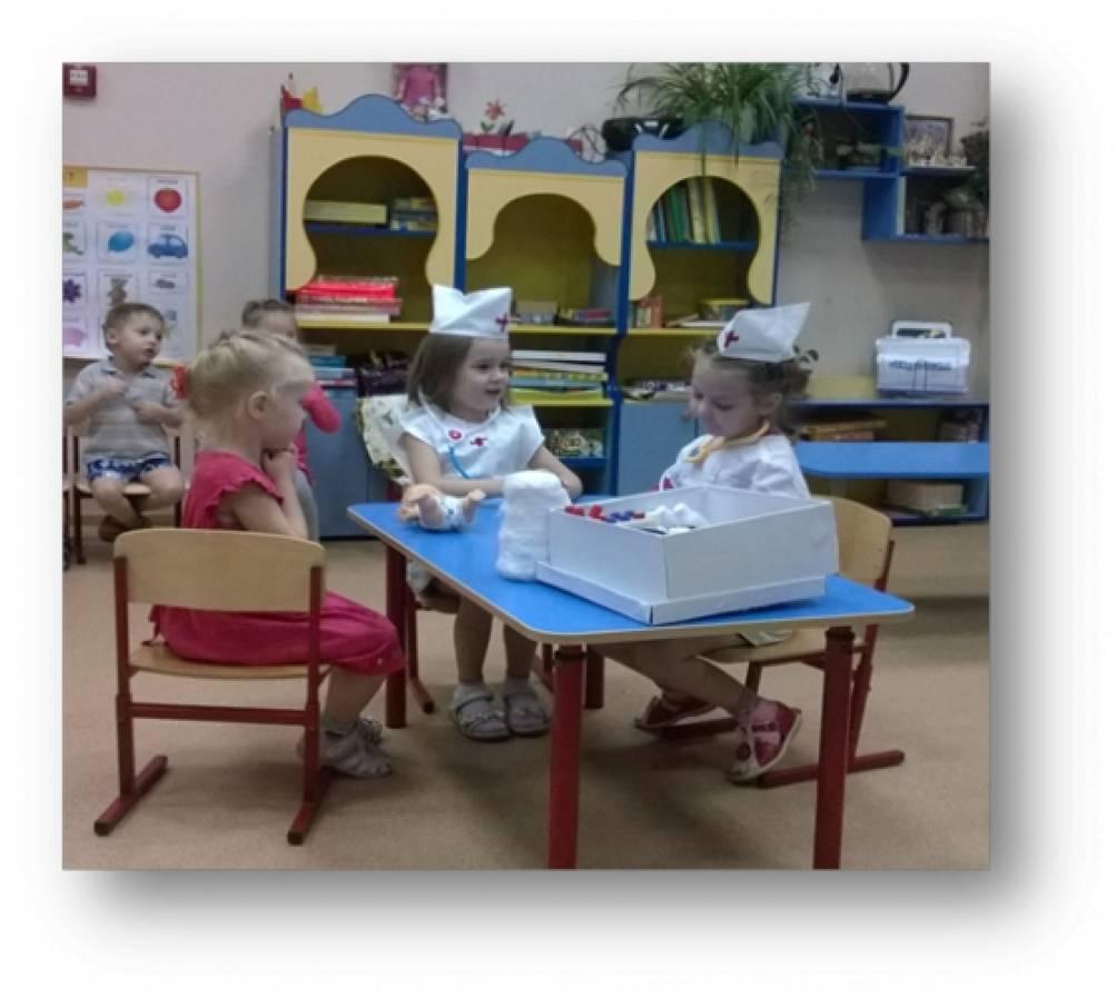 знакомство дошкольников с профессией артиста