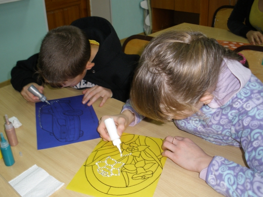 конспект занятия по знакомству с дымковской росписью