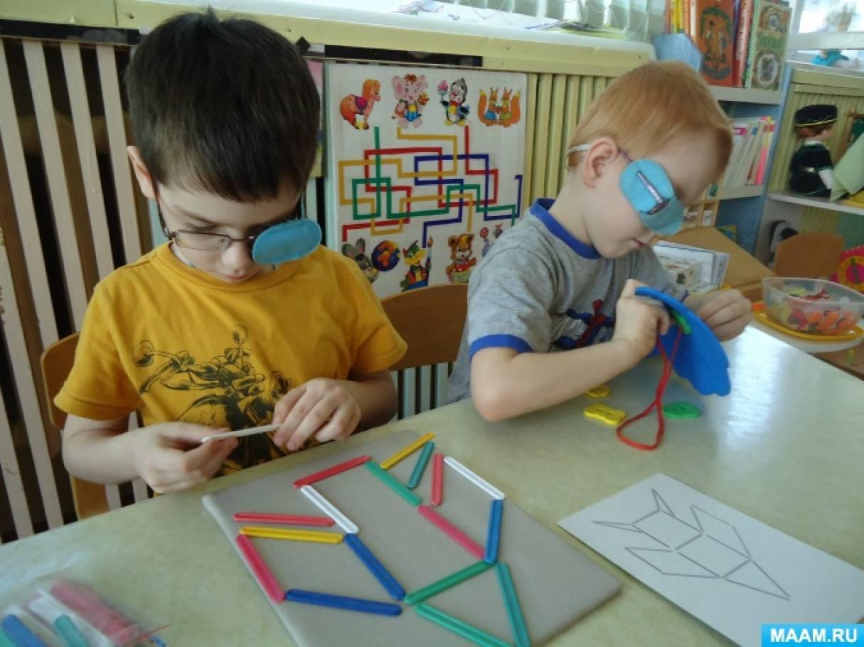 Именно содержание и его структура являются гарантами математического развития ребенка.