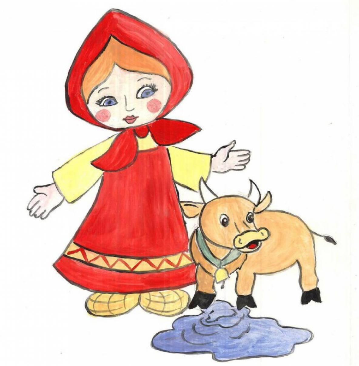 картинки из русских сказок с ошибками днем рождения