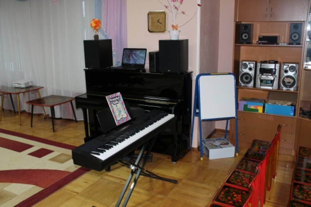 Как сделать пианино для детского сада 35