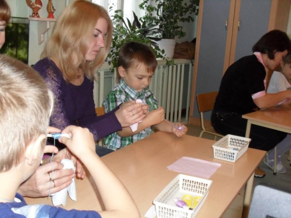 Мастер-класс для детей и родителей по изготовлению самодельной куклы «Ангел»