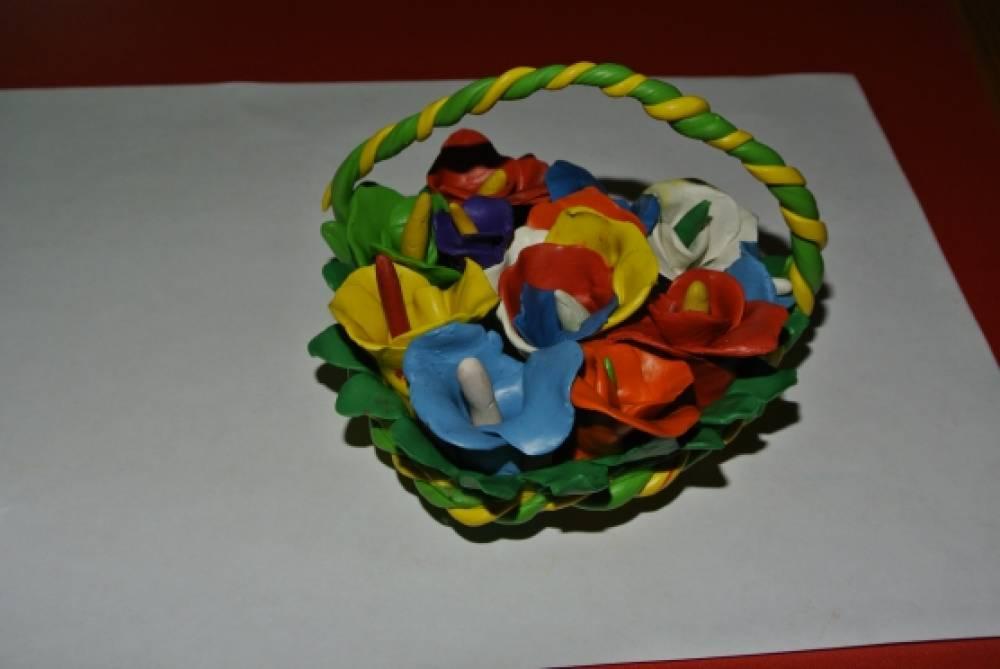 Поделки из пластилина 5 класс 94