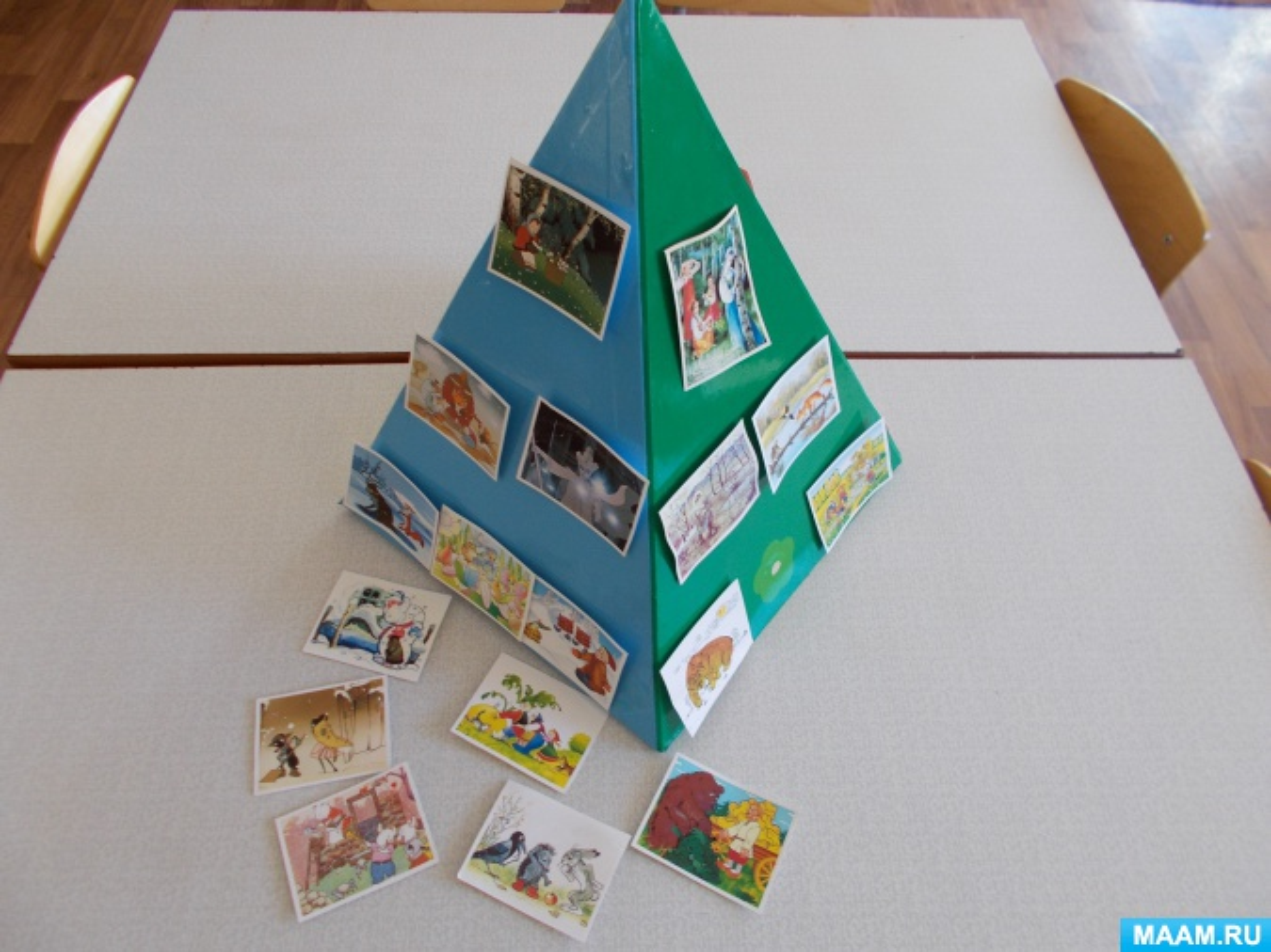 Как сделать игрушечный куб по позновательному развитиюв доу