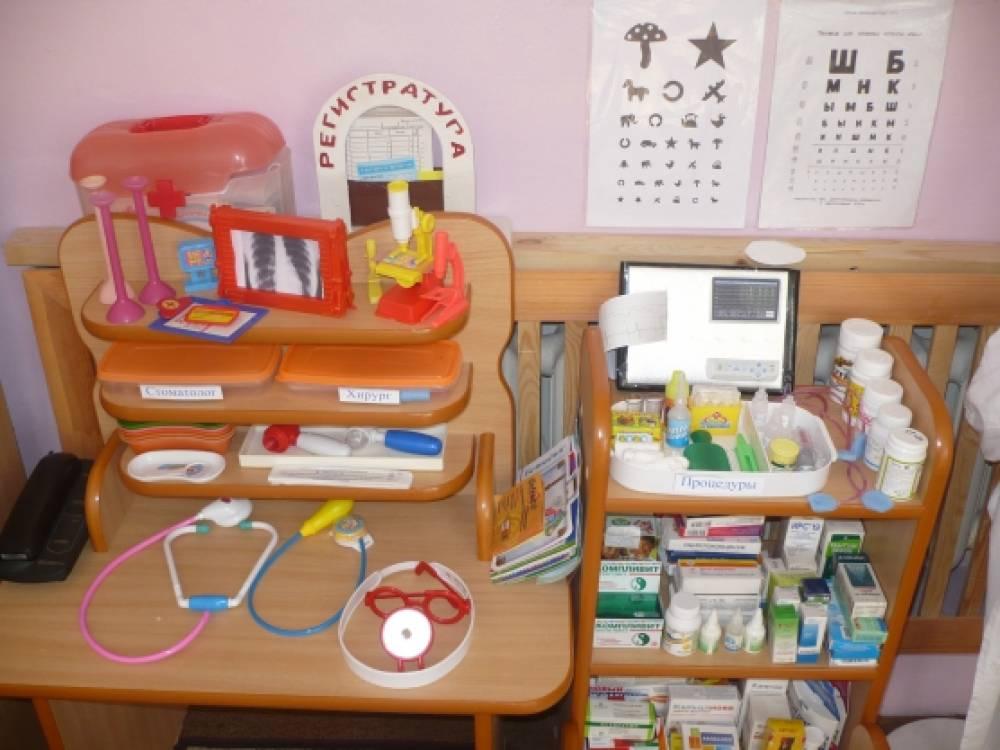 Оформление больницы в детском саду своими руками фото 22