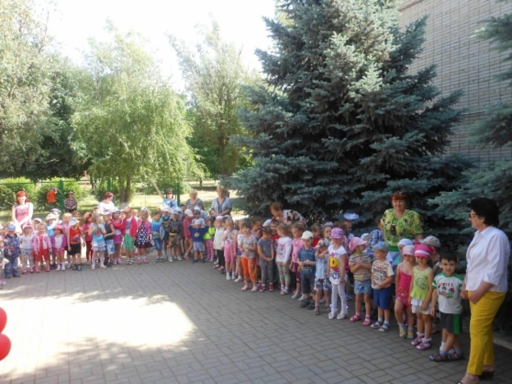Фотоотчёт о празднике в День защиты детей «Мы на свет родились, чтобы радостно жить!»