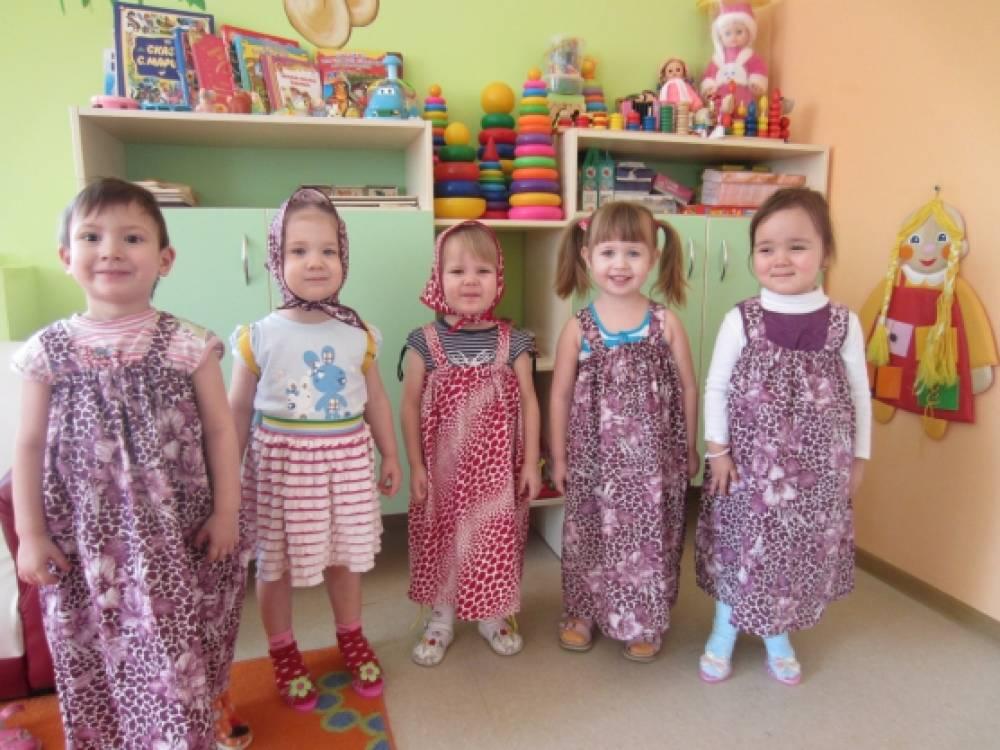 знакомство с группой в детском саду для родителей