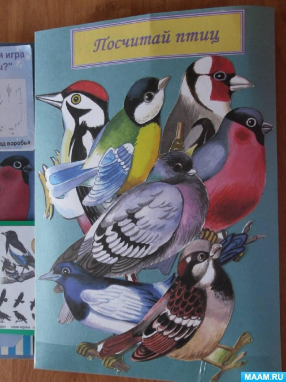 лэпбук зимующие птицы картинки с названиями этому рецепту, благодаря