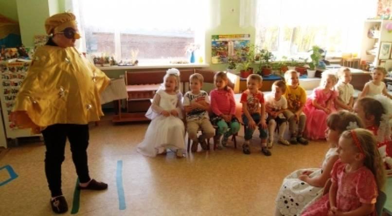 Сценарий развлечения ко Дню матери для детей дошкольного возраста