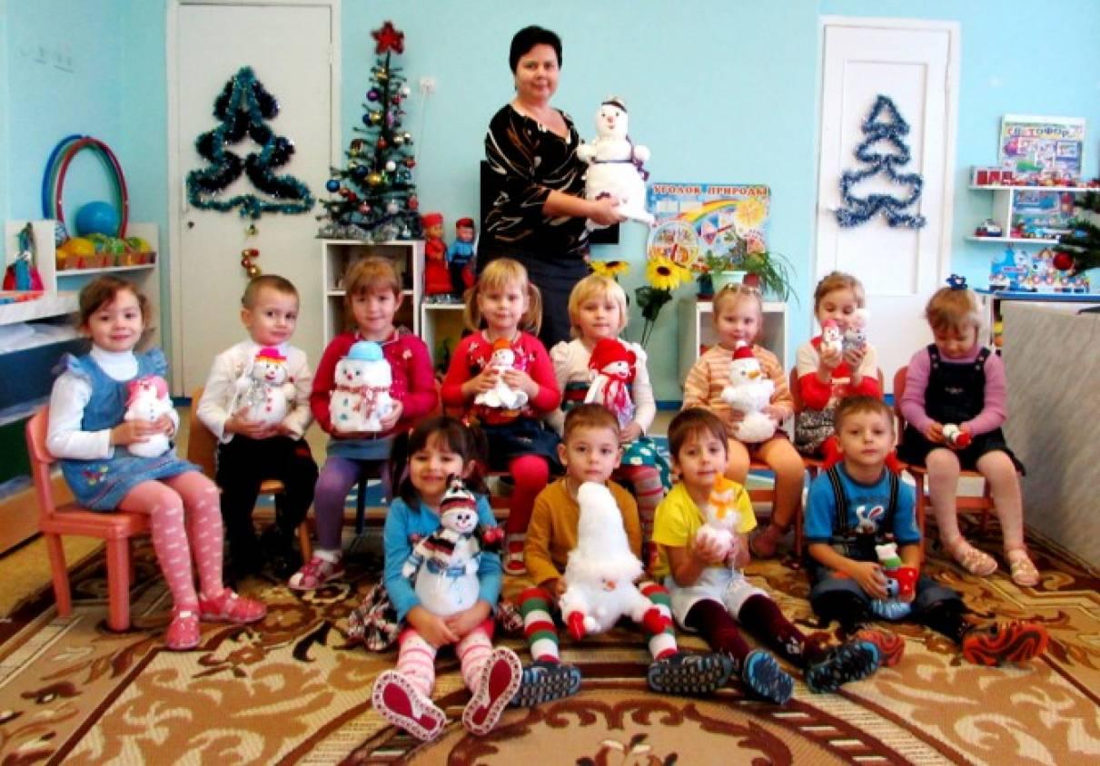 Наш друг дед мороз и зимние забавы конспект вторая младшая группа nsportal.ru