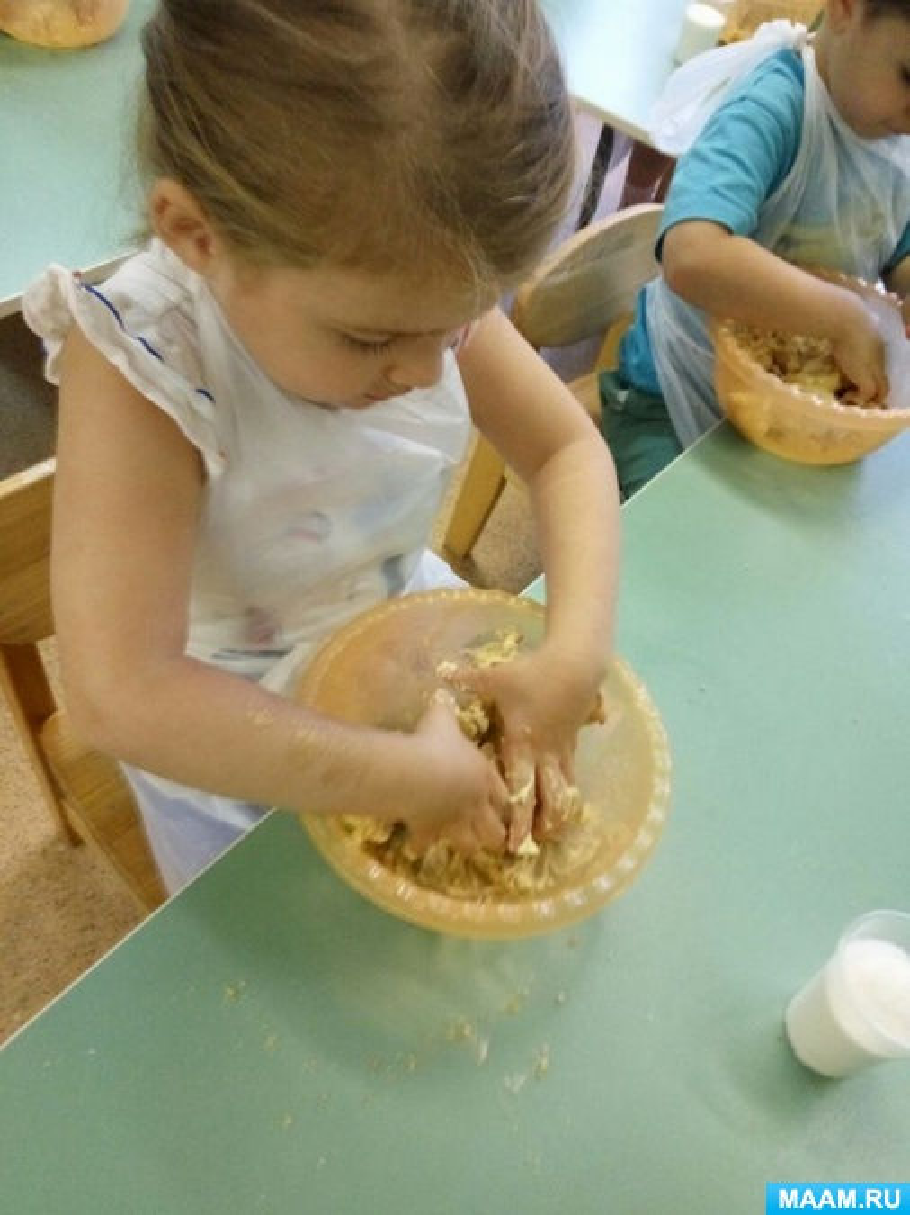 знакомство с профессией повара для детей