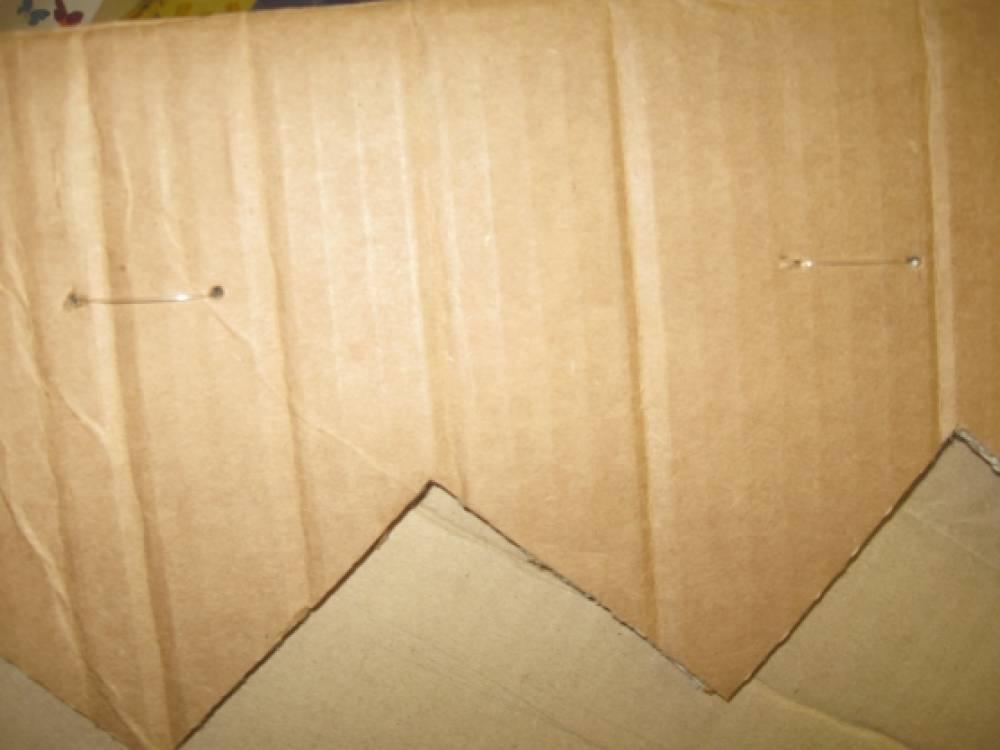 Декорации коробки своими руками