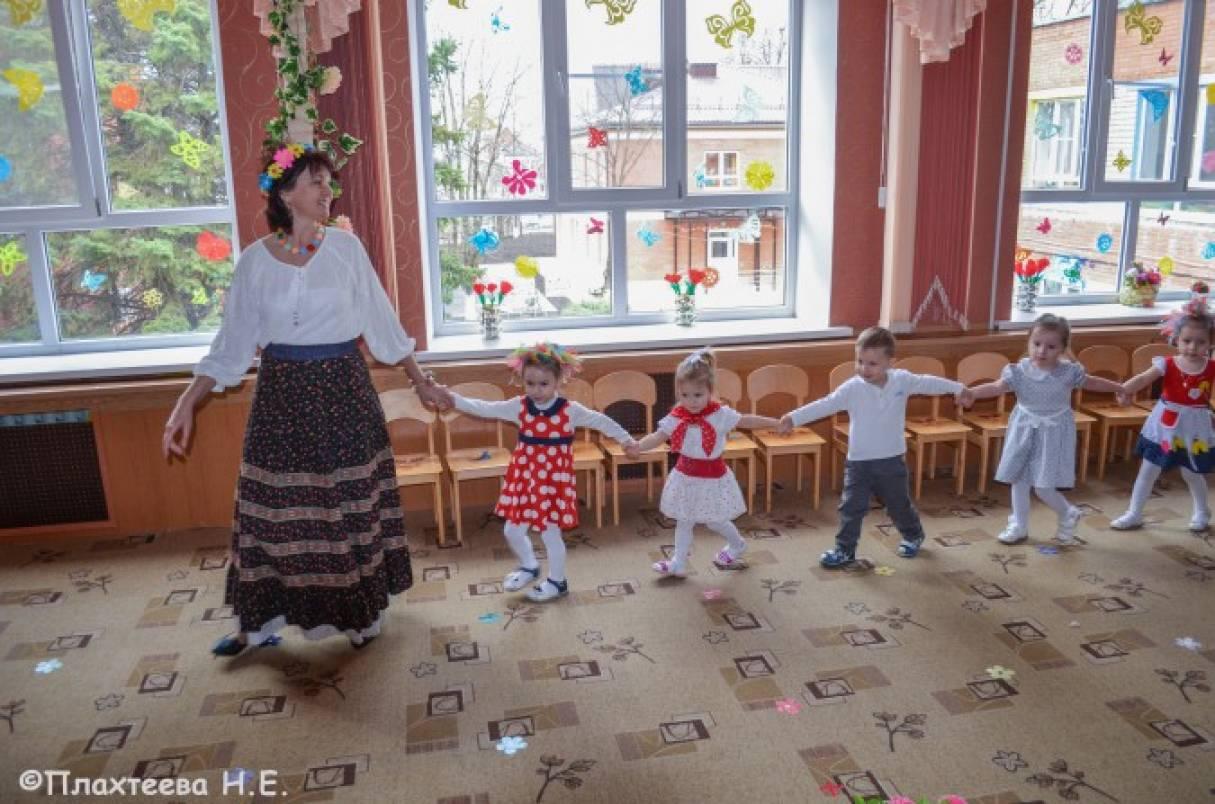 detsad 14992 1457759167 - Народный праздничный цикл связанный с проводами зимы и встречи весны