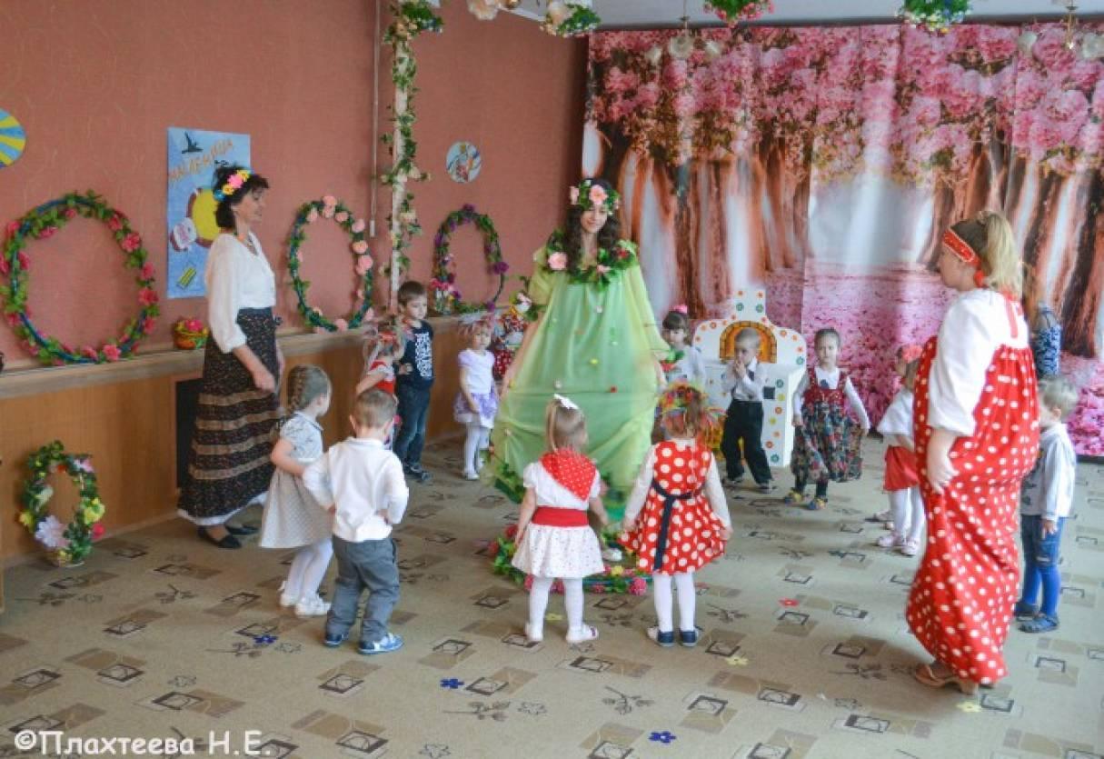 detsad 14992 1457759291 - Народный праздничный цикл связанный с проводами зимы и встречи весны