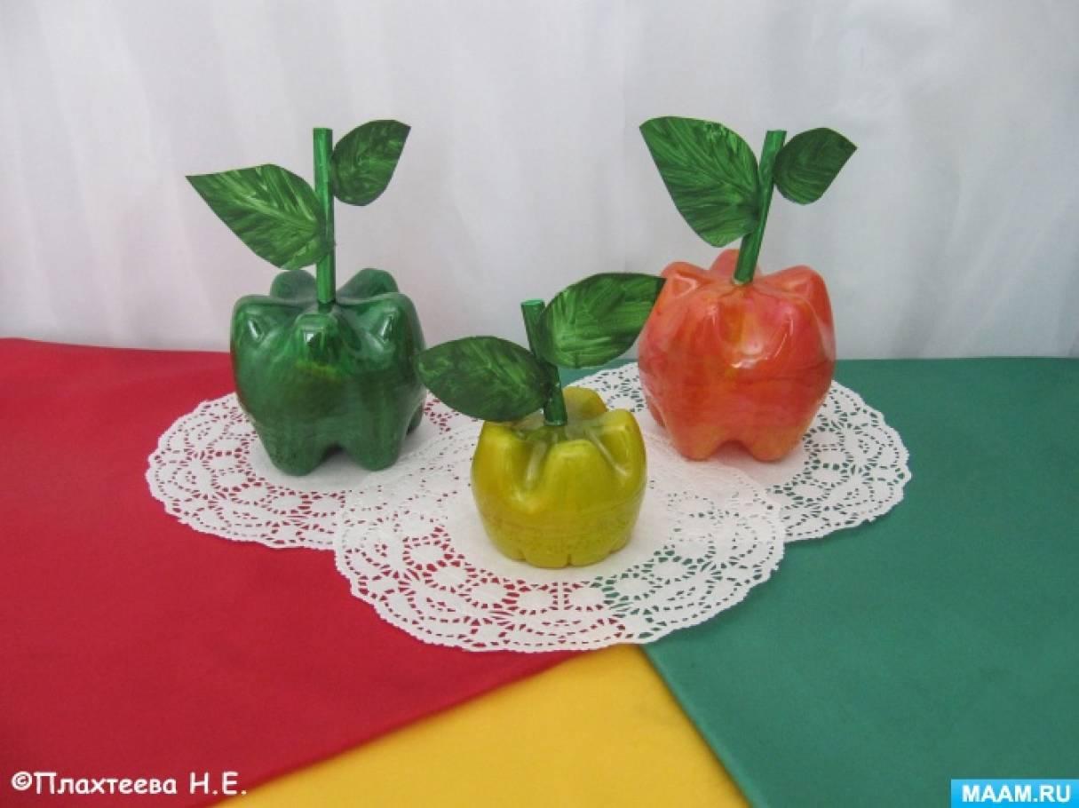 Розы с рафаэлло из гофрированной бумаги своими руками пошагово 19