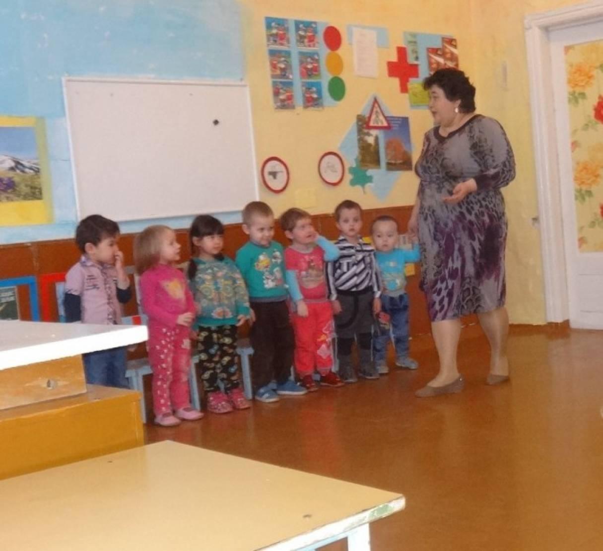 Конспект занятия на тему наши бабушки в подготовительной группе