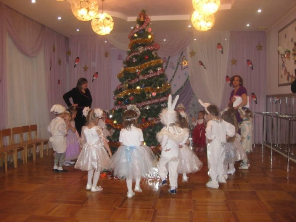 Сценарий новогоднего утренника в младшей группе «Проделки лисички-сестрички»